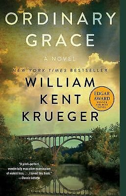 Ordinary Grace: A Novel, Krueger, William Kent, Very Good Book