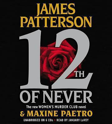 12th of Never (Women's Murder Club), Paetro, Maxine, Patterson, James, Books