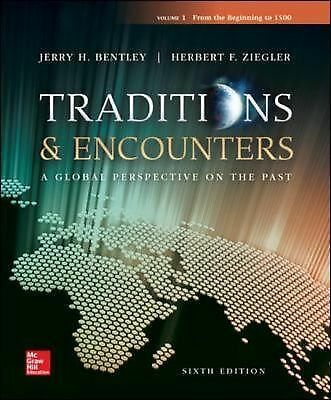 Traditions & Encounters Volume 1 From the Beginning to 1500, Ziegler, Herber