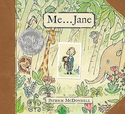 Me . . . Jane by McDonnell, Patrick