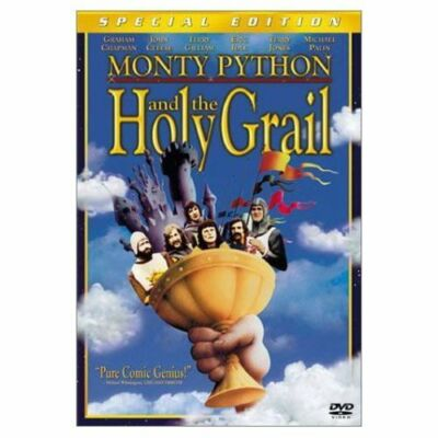 Monty Python and the Holy Grail (Special Edition), DVD, Graham Chapman, John Cle