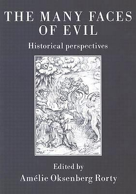 The Many Faces of Evil: Historical Perspectives, , Acceptable Book