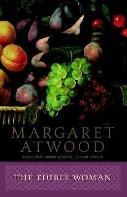 The Edible Woman, Atwood, Margaret, Good Book