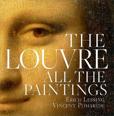 The Louvre: All the Paintings, , Books