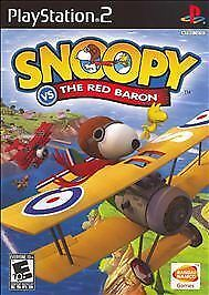Snoopy Vs. The Red Baron by Namco