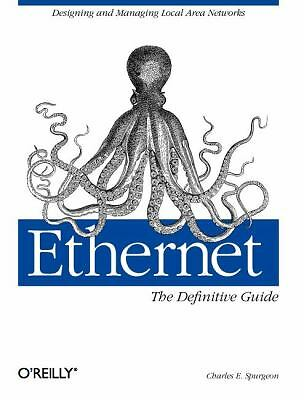 Ethernet by Charles E. Spurgeon (2000, Paperback)