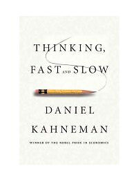 Thinking, Fast and Slow by Daniel Kahneman (2011, Hardcover)