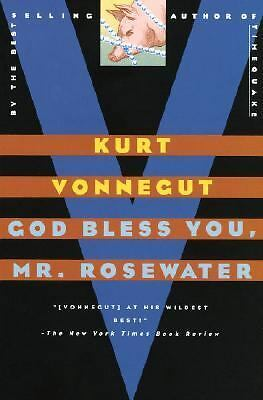 God Bless You, Mr. Rosewater, Kurt Vonnegut
