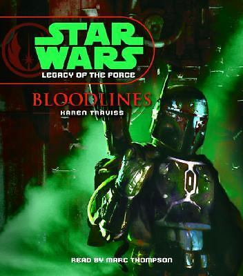 Bloodlines (Star Wars: Legacy of the Force, No. 2), Traviss, Karen, Books