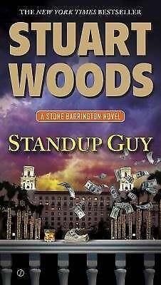 Standup Guy: A Stone Barrington Novel by Woods, Stuart