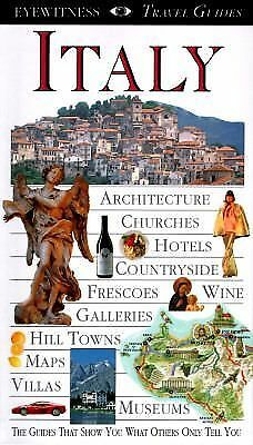 Italy (Eyewitness Travel Guides), , Books
