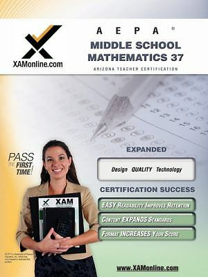 AEPA Middle School Mathematics 37, Arizona Teacher Certification, , Acceptable B