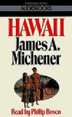 Hawaii, Michener, James A., Good Book