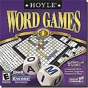Hoyle Word Games (PC) New!!   XP