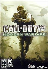 Call of Duty 4: Modern Warfare by Activision