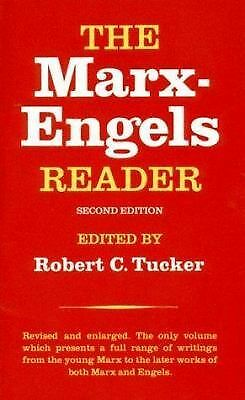 The Marx-Engels Reader (Second Edition), Karl Marx, Friedrich Engels, Acceptable