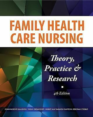 Family Health Care Nursing: Theory, Practice, and Research, 4th Edition, Hanson