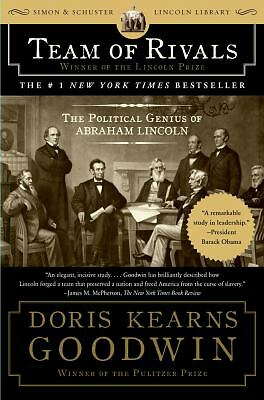 Team of Rivals: The Political Genius of Abraham Lincoln, Doris Kearns Goodwin, V