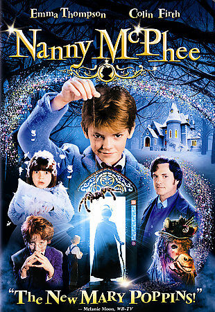 Nanny McPhee (DVD, 2006, Full Frame Screen ) Movei