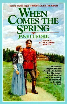 When Comes the Spring Vol. 2 by Janette Oke (1985, Paperback)