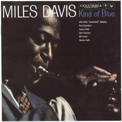 Miles Davis Kind of Blue AUDIOPHILE 5.1 SURROUND SOUND DUALDISC DVD-A OOP NEW