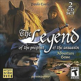 The Legend of the Prophet & the Assassin  (PC) New!! Sealed!!