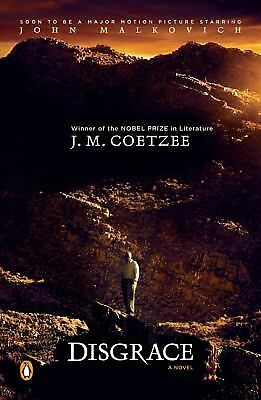 Disgrace: A Novel, Coetzee, J. M., Acceptable Book