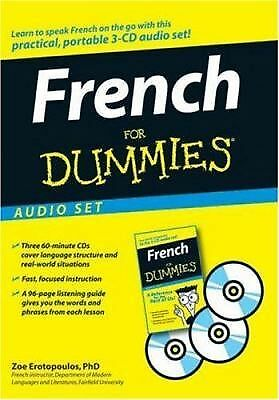 French For Dummies Audio Set by