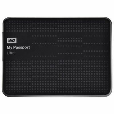 Western Digital My Passport Ultra Black 2 TB,External (WDBMWV0020BBK-NESN)...