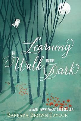 Learning to Walk in the Dark, Taylor, Barbara Brown, Excellent Book