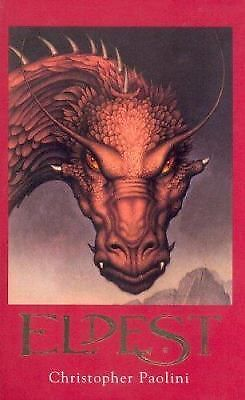 Eldest Bk. 2 by Christopher Paolini (2005, Hardcover)