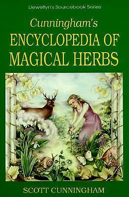 Cunningham's Encyclopedia of Magical Herbs (Llewellyn's Sourcebook Series) by S