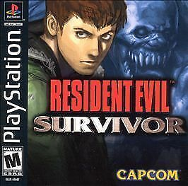 Resident Evil: Survivor by Sony