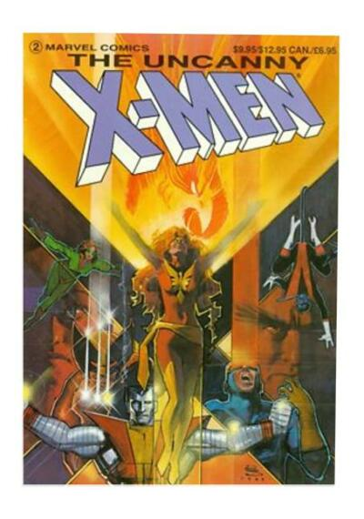 The Uncanny X-Men [nn] (Mar 1984, Marvel)