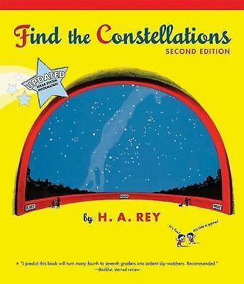 Find the Constellations by Rey, H. A.