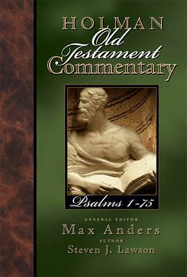 Holman Old Testament Commentary - Psalms, Lawson, Steven, Books