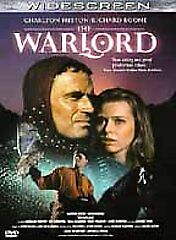 The Warlord by Charlton Heston, Richard Boone, Rosemary Forsyth, Maurice Evans,