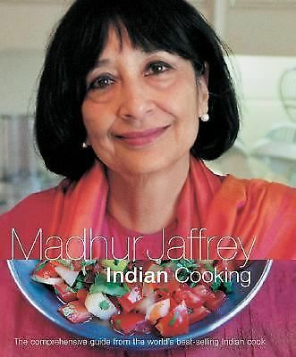 Madhur Jaffrey Indian Cooking, Jaffrey, Madhur, Good Book