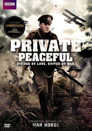 Private Peaceful by Jack O'Connell, George Mackay