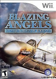 Blazing Angels: Squadrons of WWII, Good nintendo_wii Video Games