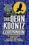 The Dean Koontz Companion by Martin Greenberg (1994, Paperback)