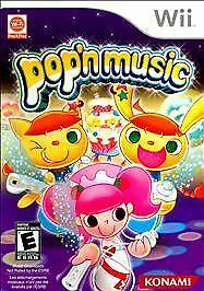 Pop'N Music - Nintendo Wii, Good Nintendo Wii, Nintendo Wii Video Games