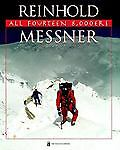 All Fourteen 8,000ers, Messner, Reinhold, Reinhold Messner, Books