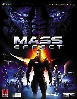 Mass Effect (Prima Official Game Guide) by Stratton, Stephen, Stratton, Bryan,