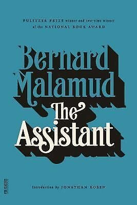 The Assistant: A Novel, Malamud, Bernard, Good Book