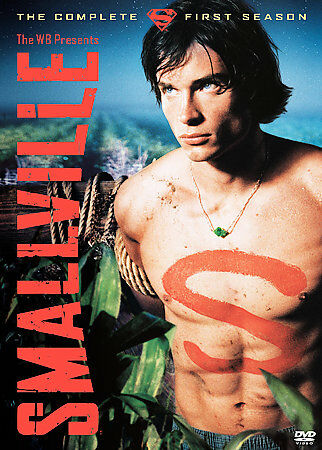 Smallville: The Complete First Season, DVD, Tom Welling, , Anamorphic, Box set,