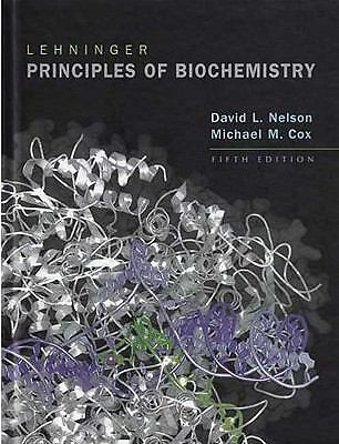 Lehninger Principles of Biochemistry, David L. Nelson, Michael M. Cox, Books