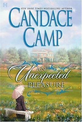 An Unexpected Pleasure by Candace Camp (2005, Hardcover)