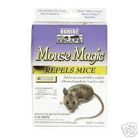 Bonide #865 4CT 2OZ Mouse Repellent (2-packs)