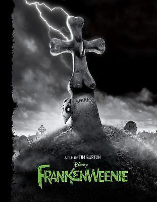Frankenweenie by Disney Book Group Staff and Elizabeth Rudnick (2012, Hardcover)